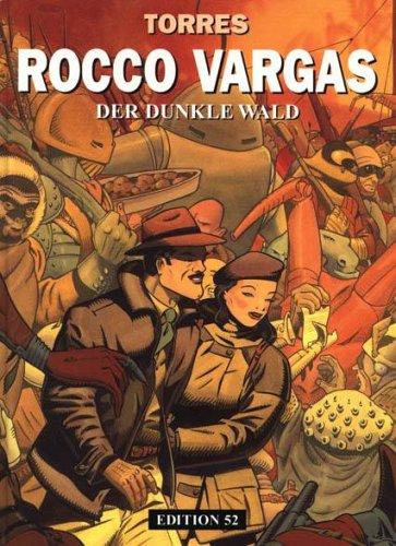 Rocco Vargas 5: Der dunkle Wald