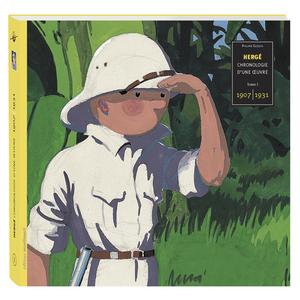 Tintin Chronologie 1