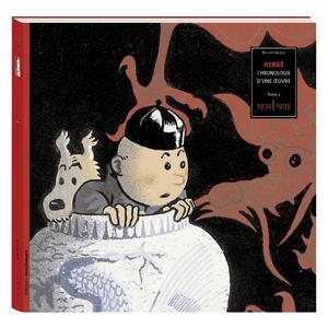 Tintin Chronologie 2