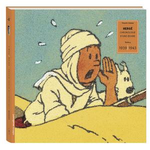 Tintin Chronologie 4