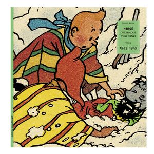 Tintin Chronologie 5