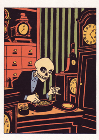 Ulf K.: Der Uhrmacher