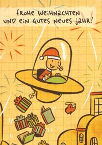 Ulf K.: Frohe Weihnachten
