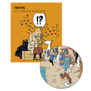 Tintin Popup: Crabe