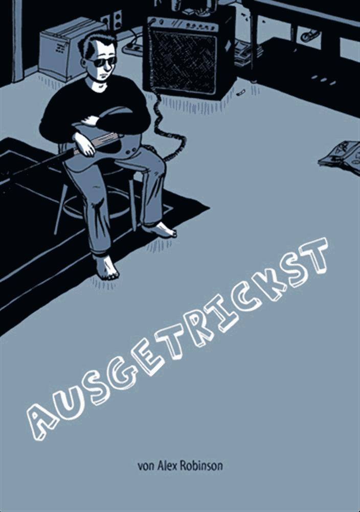 Alex Robinson: A>usgetrickst