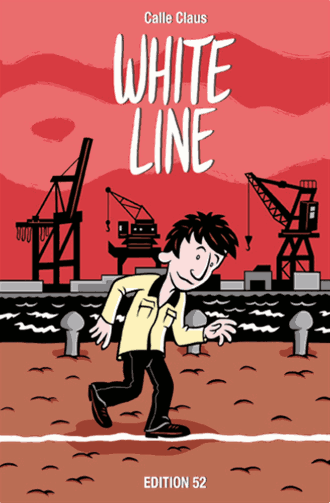 Calle Claus: White Line