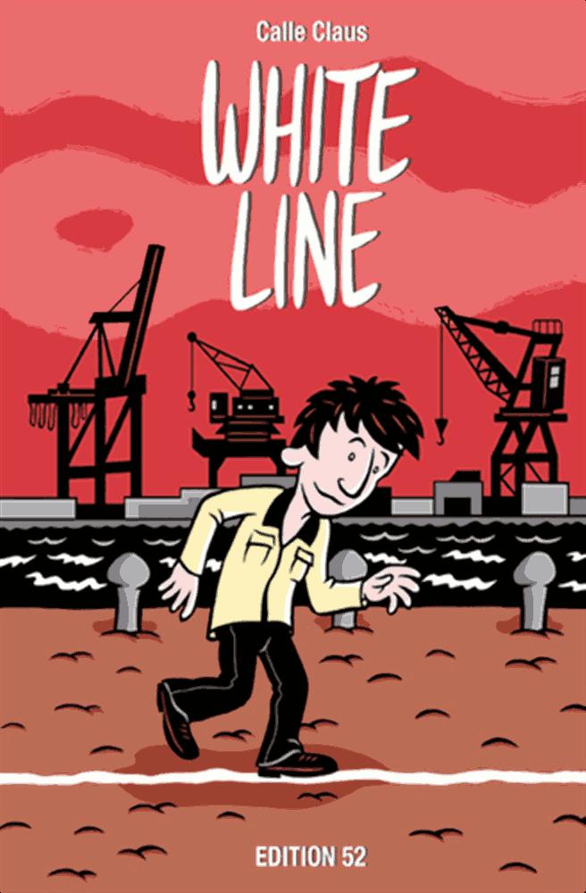 Calle Claus: White Line
