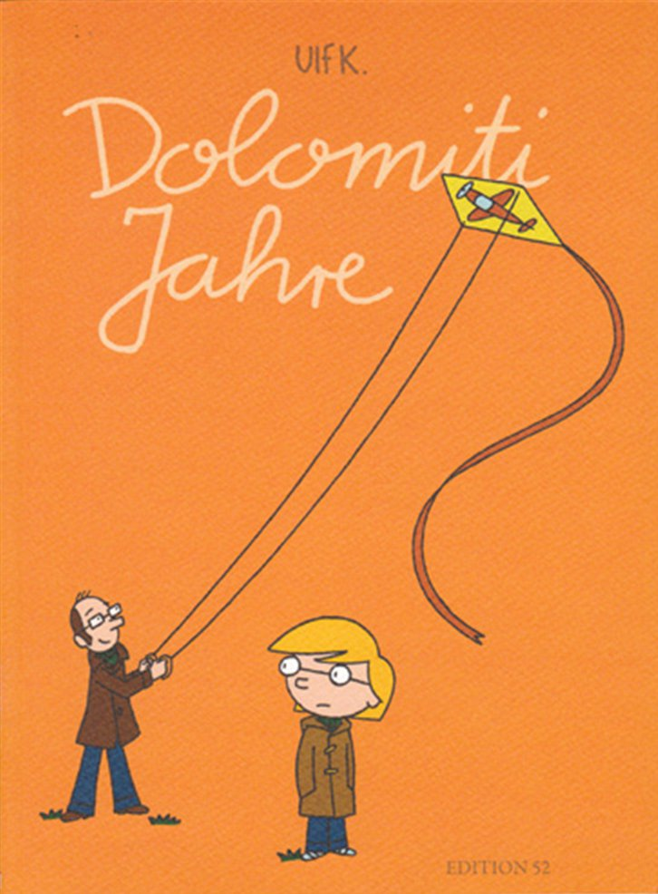 Ulf K.: Dolomiti Jahre