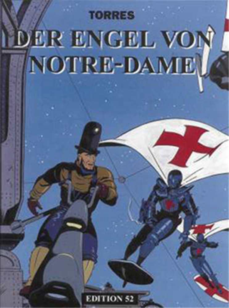 Daniel Torres: Der Engel von Notre Dame