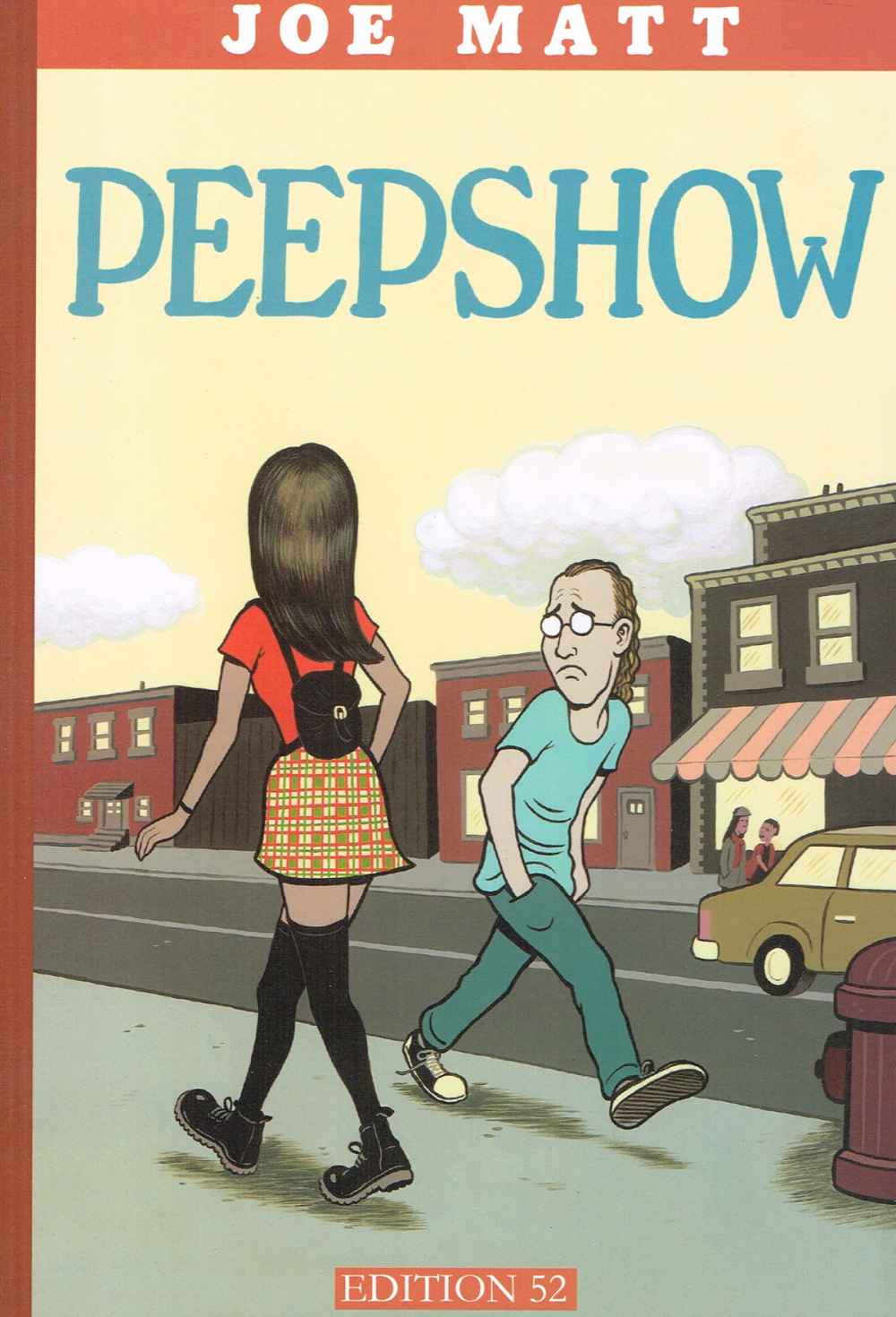 Joe Matt: Peepshow