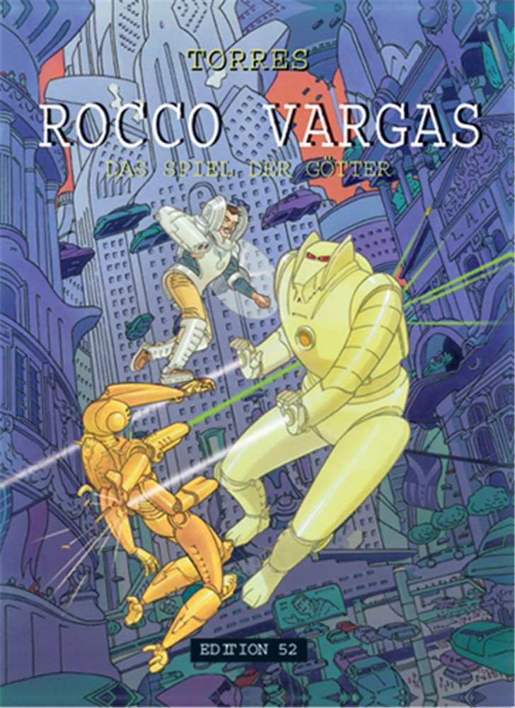 Rocco Vargas: Das Spiel der Götter