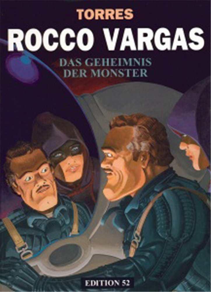 Rocco Vargas 7: Das Geheimnis der Monster