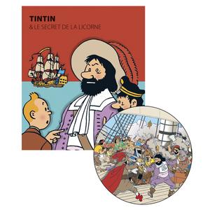 Tintin Popup 3