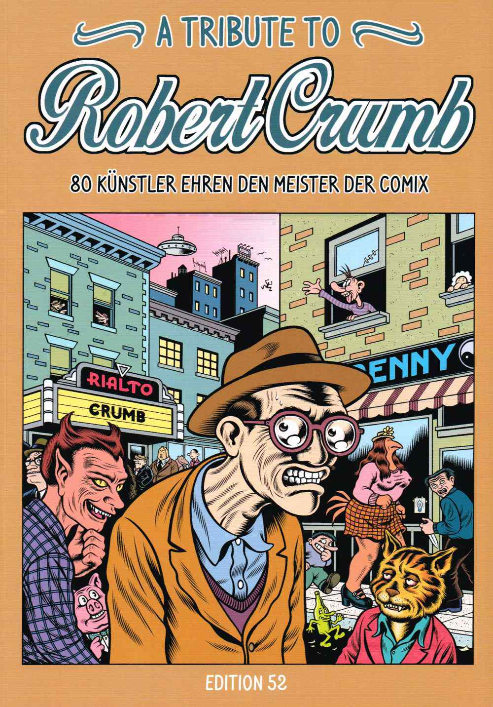 A Tribute to Robert Crumb